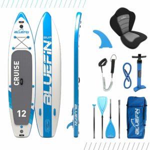 Bluefin SUP aufblasbares Stand Up Paddle Board Set