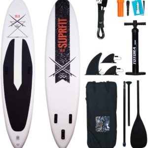 Suprfit SUP Board I Das perfekte Stand up Paddle Boardim Test
