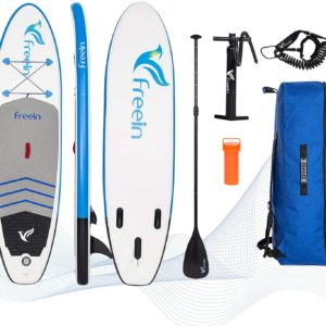 Freein Cruise SUP Board Set - Das Allrounder Stand Up Paddle Board