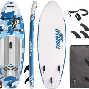 THURSO SURF Waterwalker aufblasbares All Around Stand Up Paddle Board