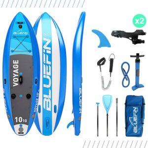 Bluefin SUP Board für Yoga